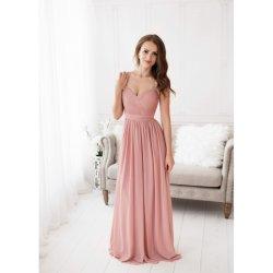 5cc51fe0e4d Eva   Lola společenské plesové šaty Gabrielle starorůžová od 1 690 ...