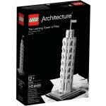 Lego Architecture 21015 Šikmá věž v Pise