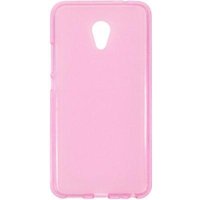 Pouzdro FLEXmat Case Meizu MX6 růžový
