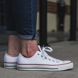 Dámská obuv Converse Chuck TAYLOR ALL STAR dámské bílé 0e3d018c45