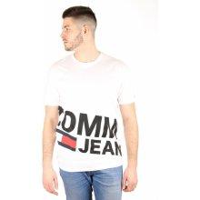 b88db0ad4d Tommy Hilfiger pánské bílé tričko Essential