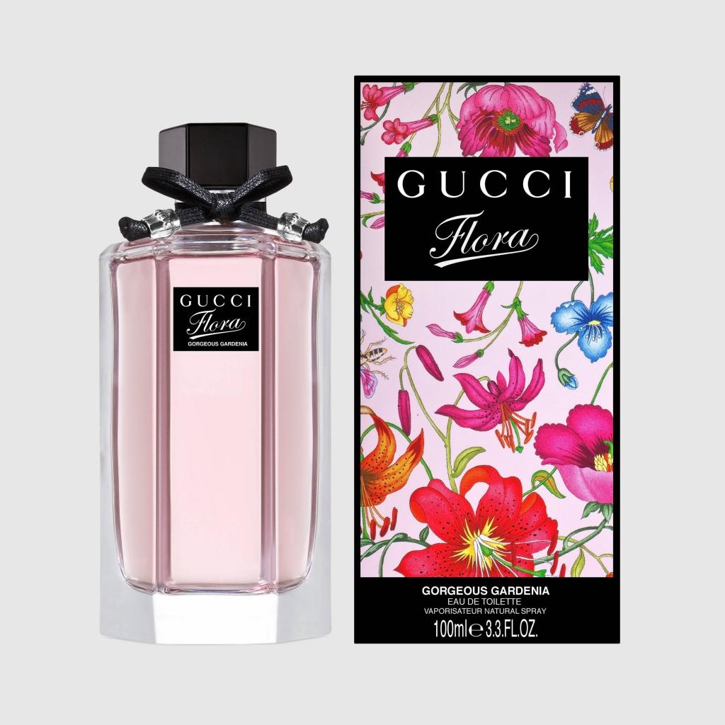 1506279d2 Gucci Flora by Gucci Gorgeous Gardenia toaletní voda dámská 100 ml od 1 655  Kč - Heureka.cz