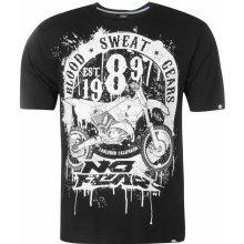 No Fear Motocross Graphic T Shirt Mens BloodSweatGears