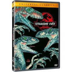 Jurský Park 2 / Ztracený svět / The Lost World DVD