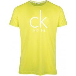 7c9cd58e98cb Calvin Klein Relaxed Crew Tee KM0KM00189 Sulphur Spring od 750 Kč ...