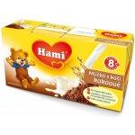 Hami mlíčko s kaší kakaové 2x250ml 8+