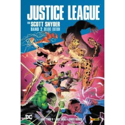 Justice League von Scott Snyder Deluxe-Edition