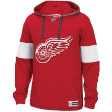 Reebok Mikina Detroit Red Wings Speedwick Jersey Hoodie