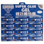Samson Super Glue gel 3g