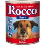 Rocco Classic Čisté hovězí 6 x 800 g