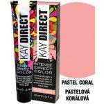 Kay Direct Crazy Barva Pastel Coral 100 ml