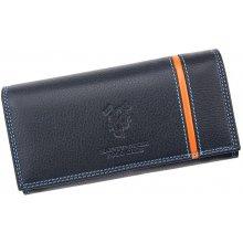 Harvey Miller Polo Club 5313 PL09 modrá dámská kožená peněženka