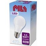 Philips Pila LED žárovka 5,5W 40W E27 Teplá bílá FR 180°