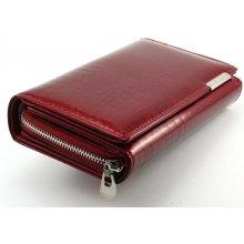 Jennifer Jones dámská peněženka červená