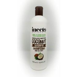 Inecto Pure Coconut Moisture infusing Shampoo s čistým kokosovým olejem 500 ml