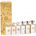 Amouage Classic Collection EdP 6x 7,5 ml EdP Gold + Dia + Silver + Reflection + Jubilation XXV + Beloved dárková sada