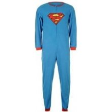Character Fleece Onesie Mens Superman