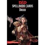 Hra na hrdiny D&D 5th Edition Spellbook Cards Druid