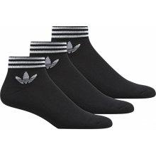 Adidas ORIGINALS TREFOIL ANK STR AZ5523 černá