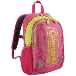 Coleman batoh Bloom růžový