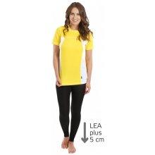 fb0a1e0eead Evona Dámské sportovní legíny LEA černé