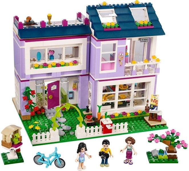 4a20eb920 Stavebnice Lego Lego Friends, stavby - Heureka.cz