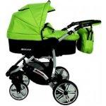 Babysportive Allivio 2015 + autosedačka zelený