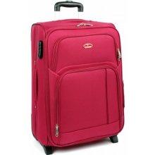 Lorenbag Suitcase 91074 kufr malý 37x25x54 cm růžová