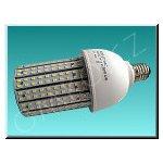 TechniLED LED žárovka PZ-E27S30VCC-H, 30W, 3600 lm, Studená bílá , čirá