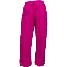5719afc0288 Fantom Dětské kalhoty softshell do nápletu růžová