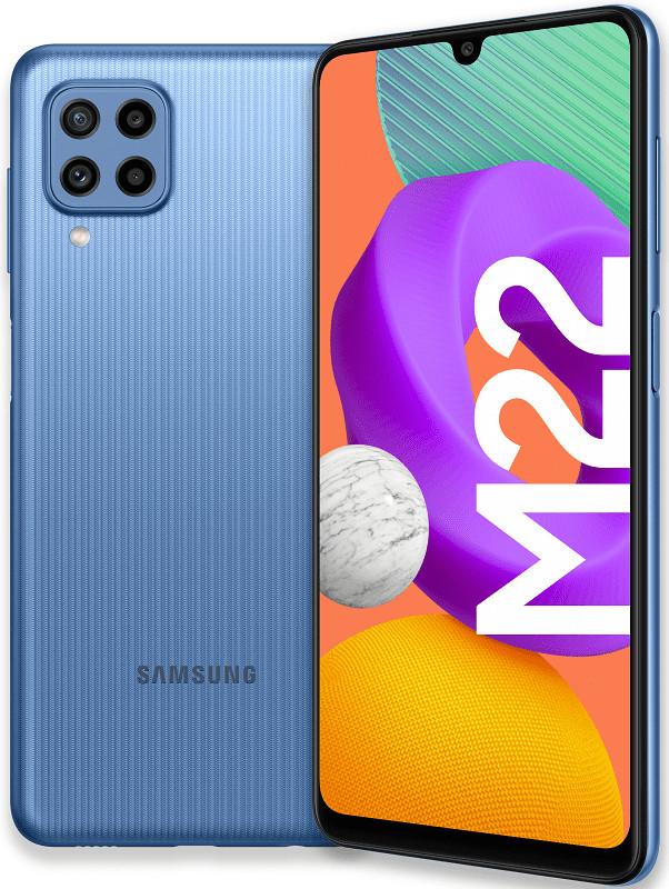 Samsung Galaxy M22 M225 128GB na Heureka.cz