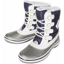Pepperts dívčí zimní obuv tmavě modrá   stříbrná 6a38af3e33