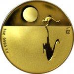 Kangaroo PROOF Zlatá mince at Sunset 10. výročí 1 Oz 2017