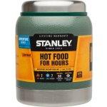 Stanley termoska na jídlo 0,7l nerez