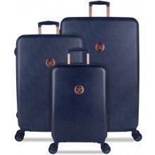 Sada cestovních kufrů SUITSUIT TR-1235/3 Raw Denim