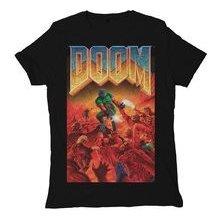 Tričko Doom: Cover