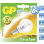 Gpbattery GP Lighting Halogen Mini Globe 42W 230V E-14 Teplá bílá 630 lm