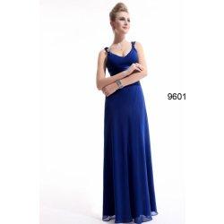 Ever Pretty Šifónové Společenské šaty HE09601BL Modrá alternativy ... a47c426a19