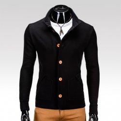 Ombre Clothing pánská mikina Cameron černá od 699 Kč - Heureka.cz fa60ed2e9a