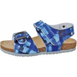 defb38ed293b Protetika Chlapecké ortopedické sandály modré
