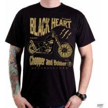 BLACK HEART Chopper And Bobber Black BH079