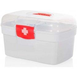 0b4884cbd8 HomeLife domácí lékárnička bez obsahu bílá od 99 Kč - Heureka.cz