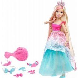 Mattel Barbie Dlouhé vlasy blondýnka