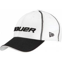 Bauer New Era 39Thirty Pre-Game Bílá