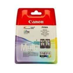 Canon PG-510 + CL-511 - originální od 670 Kč - Heureka.cz 02736b1a3a6
