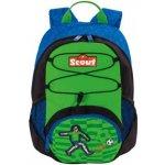 Scout batoh ergonomický motiv fotbalista