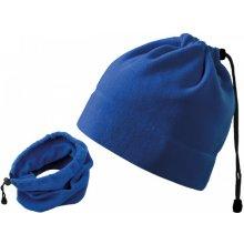 Adler fleece čepice Practic královská modrá