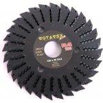 Rašple rotační R4 univerzální Rotarex - 125x4x22x2