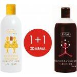 Ziaja Kids Cookies and Vanilla Ice Cream dětský šampon a sprchový gel 2v1 400 ml