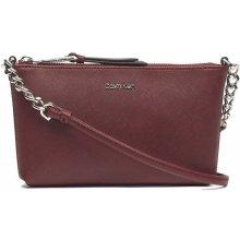 762cfff91b Calvin Klein dámská kabelka malá solid red